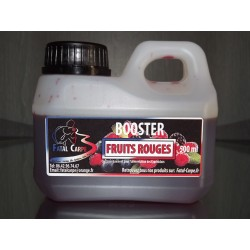 Booster fruits rouge